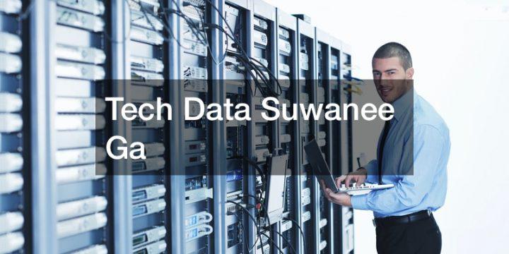 Tech Data Suwanee Ga